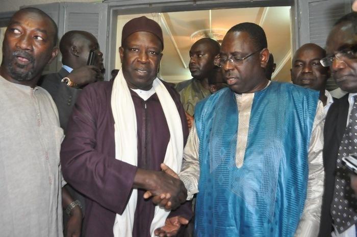 Acte 3 de la décentralisation : Le mouvement de Serigne Mansour Sy Djamil demande à Macky Sall d'ouvrir une vraie concertation