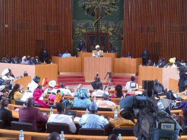 Direct Assemblée nationale DPG: Texte intégral de la Déclaration de politique générale de Aminata Touré