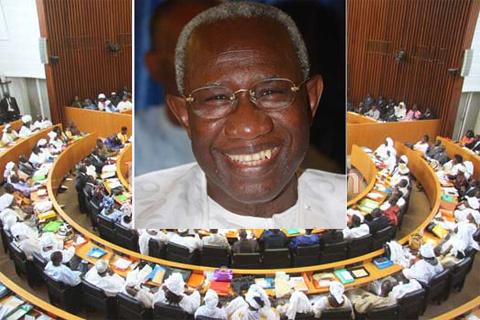 Direct Assemblée nationale DPG: Iba Der Thiam convaincu par Aminata Touré