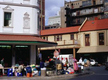 Afrique du Sud: la colère des petits commerçants chassés du centre-ville de Johannesburg