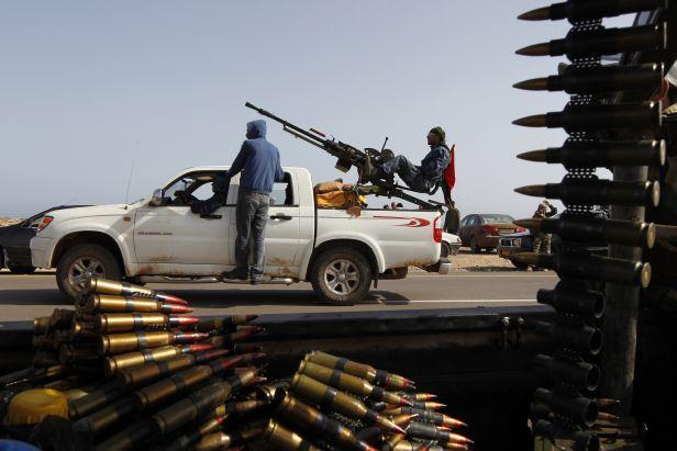 Dernière minute - braquage en Libye: 54 millions de dollars US volés dans une attaque de fourgon