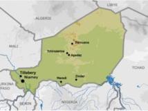 Les migrants venaient de villes situées près de Zinder en direction de Tamanrasset en Algérie