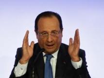 Le président a fermé la porte à une annulation de la mesure mais le doute s'installe. REUTERS/Francois Mori/Pool