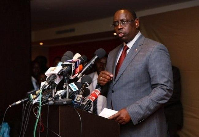 Le président Sall rejette le rapport Doing Business : « Les dernières mesures d'amélioration du climat des affaires n'ont pas été prises en compte »