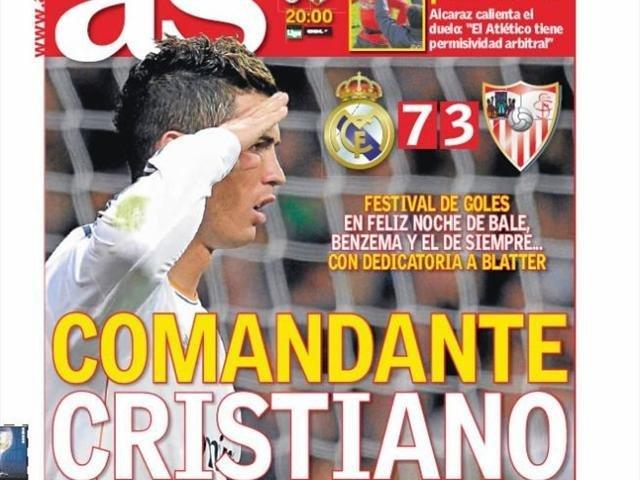 Liga - Devant le but, c'est Ronaldo qui commande
