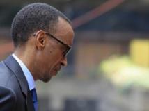Le président rwandais Paul Kagamé à son arrivée au sommet des chefs d'Etat de la communauté d'Afrique de l'Est, à Nairobi, le 30 novembre 2012. REUTERS/Noor Khamis