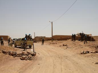 Assassinat des envoyés spéciaux de RFI: Kidal, où règne l'anarchie