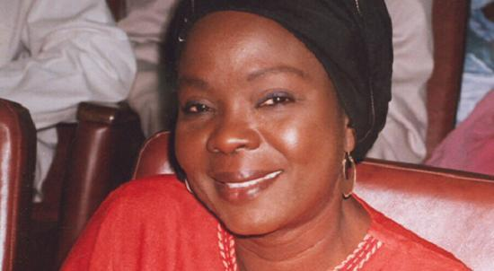 Le Pr. Fatou SARR honorée aux USA