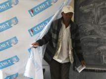 Le 1er tour de l'élection présidentielle malgache s'est tenu le 25 octobre 2013. Les résultats définitifs du 1er tour devraient être connus ce jeudi 7 novembre. REUTERS/Thomas Mukoya