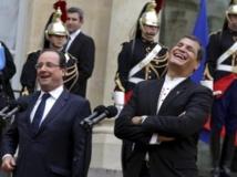 Rafael Correa salue un «pacte stratégique» entre la France et l'Equateur