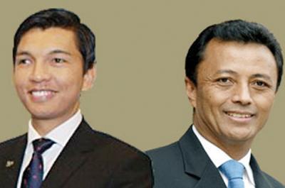 Présidentielle malgache: le combat des chefs par procuration