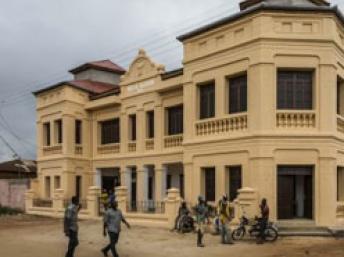 Bénin: ouverture à Ouidah du premier musée d'art contemporain africain