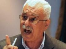 George Sabra, président du Conseil national syrien. Reuters