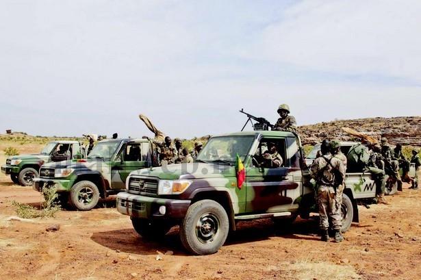 Mali: le MNLA accuse l'armée malienne d'avoir exécuté trois civils à Gao, l'armée française dément