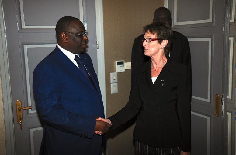 Le Président Sall reçoit une envoyée spéciale du Premier ministre de Nouvelle Zélande