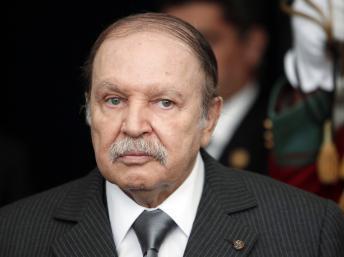 Abdelaziz Bouteflika en course pour un 4ème mandat présidentiel en Algérie