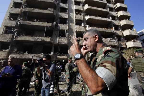 Liban: l'attentat devant l'ambassade d'Iran revendiqué par un groupe jihadiste