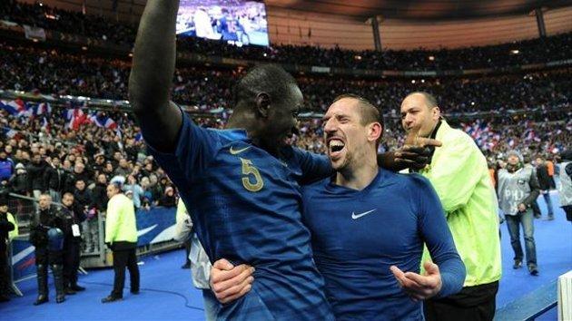 Mondial 2014: les Bleus au Brésil