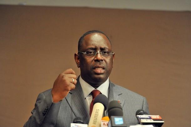 Le président Sall : « Je travaillerai avec ceux qui pensent au Sénégal avant de penser à eux-mêmes »