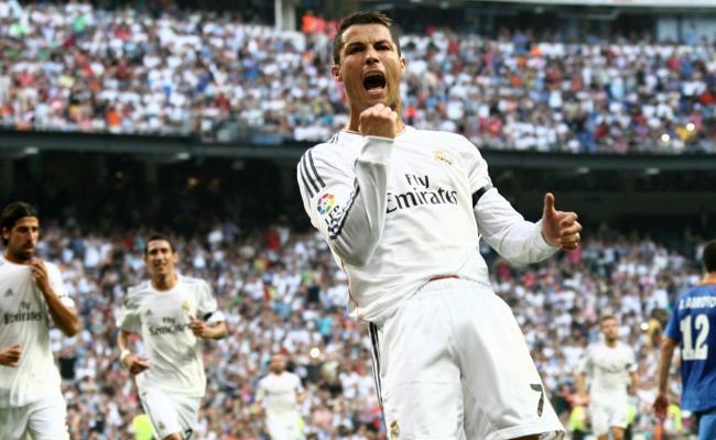 Real-C. Ronaldo : «Finir ma carrière ici»