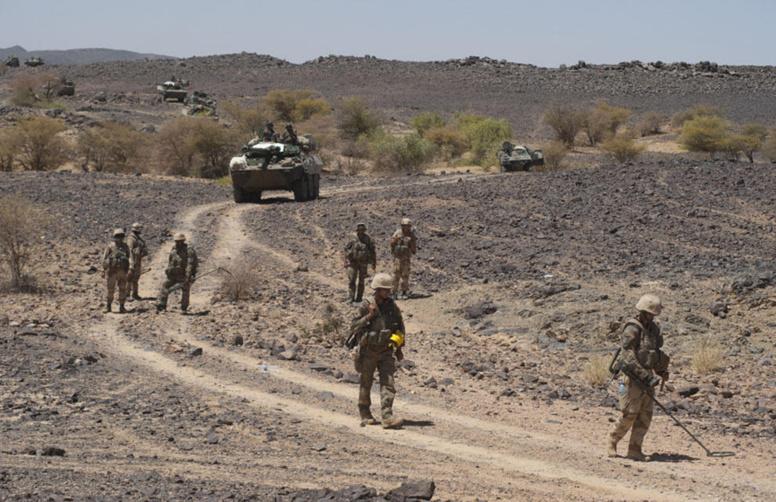 Mali: un coopérant militaire français touché par balle à Bamako