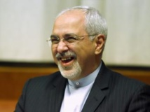 Le ministre iranien des Affaires étrangères Mohammed Javad Zarif à Genève le 20 novembre 2013. REUTERS/Denis Balibouse