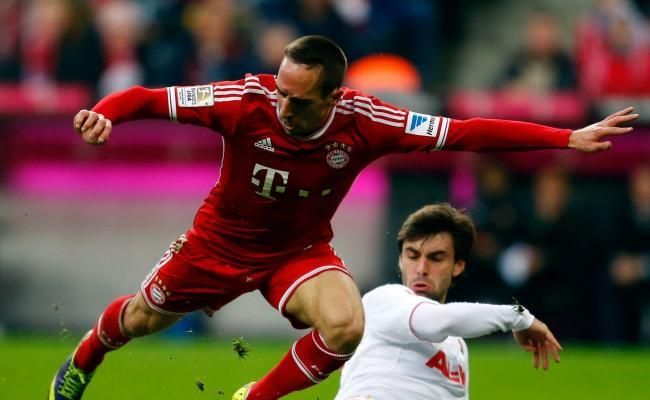 FIFA Ballon d'Or, Ribéry : «Le vote porte sur la saison»