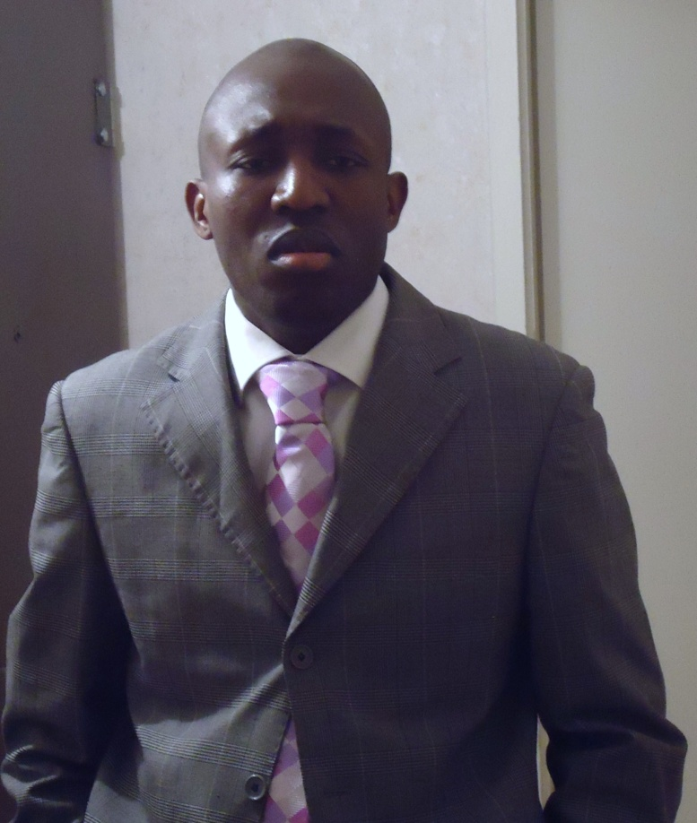 Cheikh Sidiya DIOP Sg Ligue des Masses