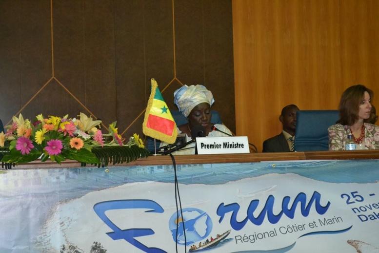 Conservation des ressources marines et côtières: Aminata Touré invite les acteurs à s'investir pleinement