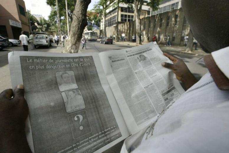 Côte d'Ivoire: débat autour de la sécurité des journalistes