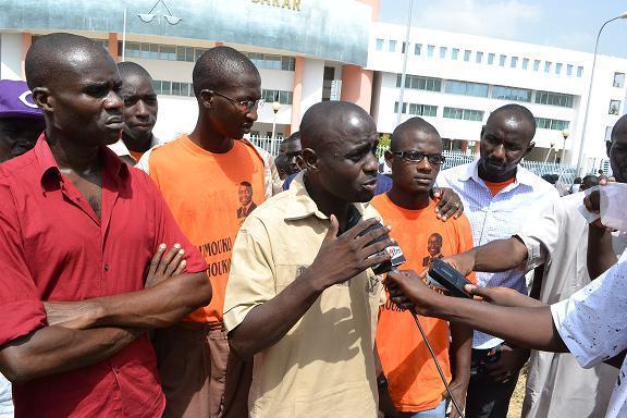 Formation groupe parlementaire: Thierno Bocoum répond à Moustapha Cissé LO
