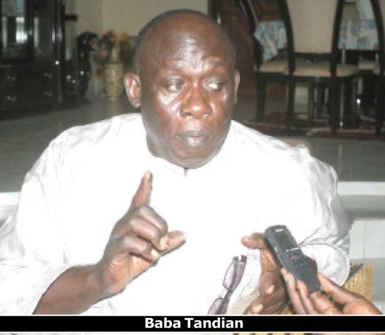 Baba Tandian : « On me fait un mauvais procès »