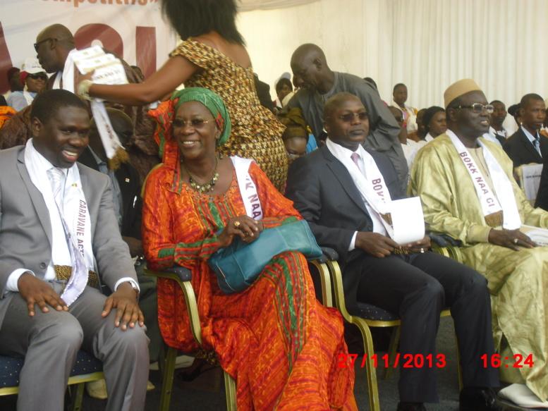 Oumar Youm lance la caravane « Book Na Ci » de l'Acte III de la Décentralisation