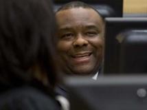 Jean-Pierre Bemba devant la CPI le 27 novembre 2013. REUTERS/Peter Dejong