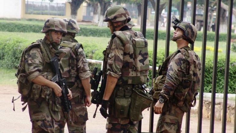 Forces françaises en Centrafrique: l'heure de la «montée en puissance»