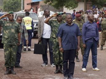 Goma, point d'orgue de la tournée de Kabila dans l'est de la RDC