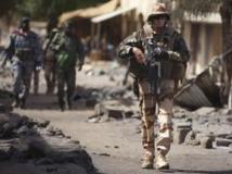 Soldat français en patrouille à Gao, le 2 mars 2013. REUTERS/Joe Penney