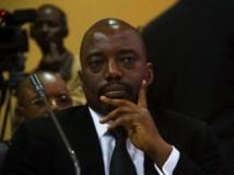 Joseph Kabila a rencontré son homologue ougandais, Yoweri Museveni, ce lundi 2 décembre, près de Kampala. Reuters