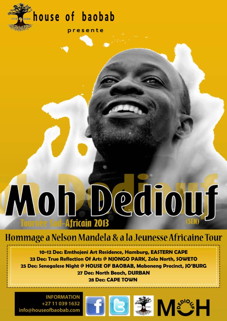 Destination Sénégal : Moh Diouf met la main à la pâte