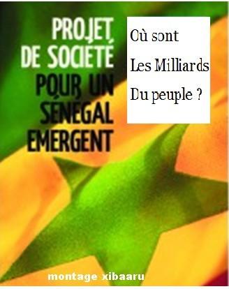 Sénégal émergent : C'est décevant d'acheter une vision de développement