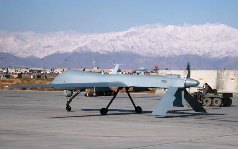 RDC: le premier drone de l'ONU a fait son vol inaugural
