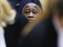 Laurent Gbagbo. REUTERS/ Michael Kooren
