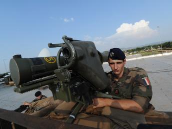 RCA: le général Soriano à la tête de l'opération française «Sangaris»