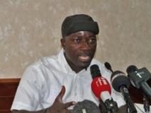 Charles Blé Goudé, lorsqu'il était ministre de la Jeunesse dans le gouvernement de Laurent Gbagbo. RFI