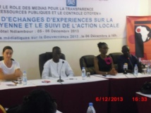 L'Institut Panos Afrique de l'Ouest (IPAO) Renforce et équipe les médias
