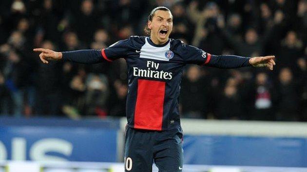 """Ligue 1 - """"Quand Ibra est dans un tel état de forme…"""""""