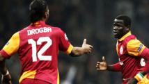 Le joueur du club turc de Galatasaray Didier Drogba, le 27 novembre 2013. REUTERS/Juan Medina