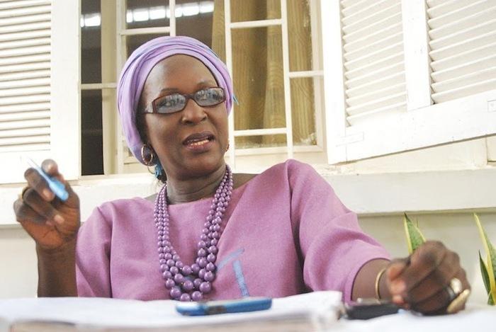 Crises scolaires: Amsatou Sow Sidibé exige que les enfants soient préservés