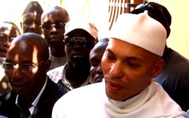 A peine sorti de prison, Bara Gaye remobilise les troupes: « Karim n'a pas sa place en prison »