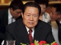 Zhou Yongkang, membre du Politburo chinois, pendant une réunion avec le Congrès Népalais à Kathmandou, le 16 août 2011. REUTERS/Navesh Chitrakar